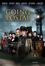 Going Postal (2010) afişi