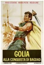 Golia Alla Conquista Di Bagdad (1965) afişi