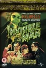 Görünmez Adam (1933) afişi