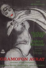 Gramofon Avrat (1987) afişi