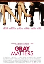 Gray Matters (2006) afişi