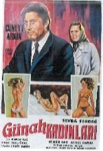 Günah Kızları (1964) afişi