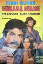 Günaha Girme (1982) afişi