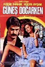 Güneş Doğarken (1984) afişi