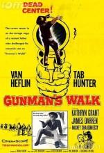 Gunman's Walk (1958) afişi