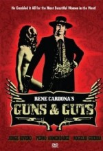 Guns And Guts (1974) afişi