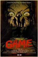 Game (2013) afişi