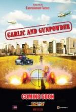 Garlic & Gunpowder (2016) afişi