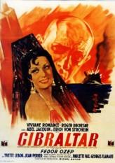 Gibraltar (1938) afişi