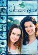 Gilmore Girls (2002) afişi