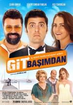 Git Başımdan (2015) afişi