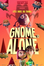 Gnome Alone  (2017) afişi