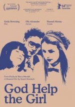 God Help The Girl (2014) afişi