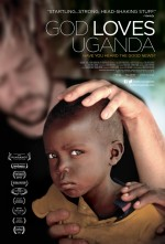 God Loves Uganda (2012) afişi