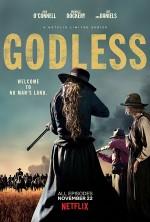 Godless (2017) afişi