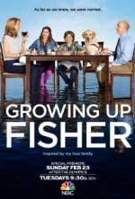 Growing Up Fisher (2014) afişi