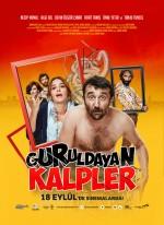 Guruldayan Kalpler (2014) afişi