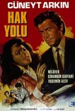 Hak Yolu (1971) afişi