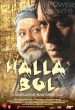 Halla Bol (2008) afişi