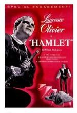 Hamlet (1948) afişi
