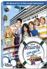 Hannah Montana Ile Güvertedeki Sihirbazlar (2009) afişi