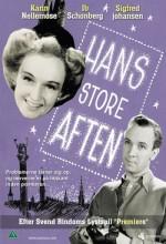 Hans Store Aften (1946) afişi
