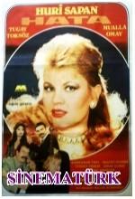 Hata (1984) afişi