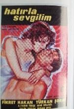 Hatırla Sevgilim (1961) afişi