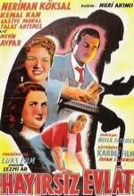 Hayırsız Evlat (1956) afişi