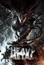 Heavy Metal (1) afişi