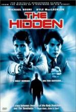 Hidden (1987) afişi