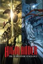 Highlander: The Search For Vengeance (2007) afişi