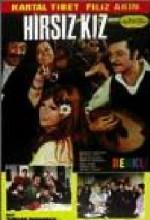 Hırsız Kız (1968) afişi