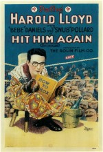 Hit Him Again (1918) afişi