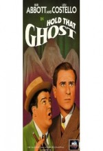 Hold That Ghost (1941) afişi
