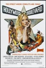 Hollywood Boulevard(l) (1936) afişi