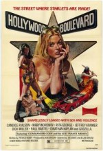 Hollywood Bulvarı (1976) afişi