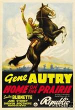 Home On The Prairie (1939) afişi