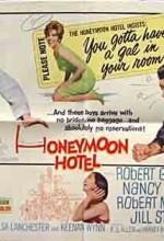 Honeymoon Hotel (1964) afişi