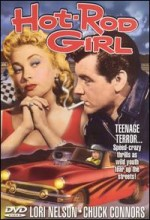 Hot Rod Girl (1956) afişi