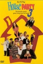 House Party 3 (1994) afişi