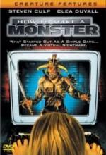 How To Make A Monster (2001) afişi