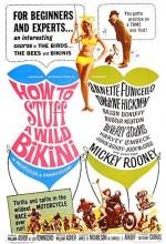 How To Stuff A Wild Bikini (1965) afişi