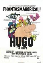 Hugo The Hippo (1975) afişi