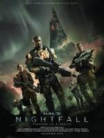 Halo: Gece Karanlığı (2014) afişi