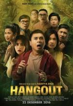 Hangout  (2016) afişi