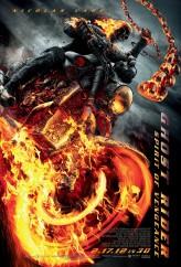 Hayalet Sürücü 2: İntikam Ateşi (2011) afişi