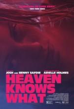 Heaven Knows What (2014) afişi