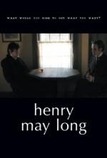 Henry May Long (2008) afişi