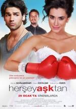 Her Şey Aşktan (2016) afişi